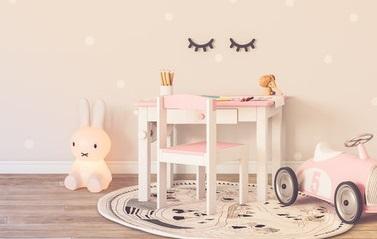 Drewniane Dekoracje Do Pokoju Dziecka Dom Na Głowie